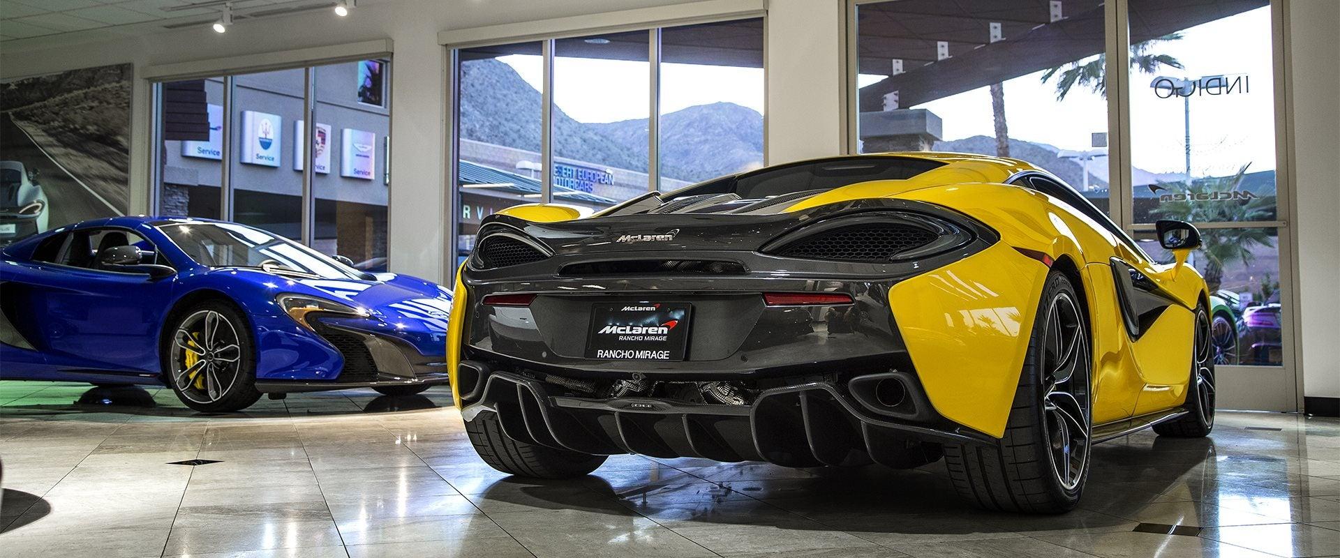 McLaren Brand History | Rancho Mirage, CA McLaren Dealership