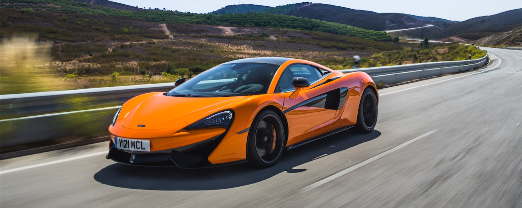The McLaren Receives National Acclaim In McLaren Rancho - Best sports coupe 2016